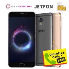 Maya System Jetfon  DS/DS SIM FREE NOVO