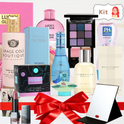 Kit Perfumes Frutato Feminino