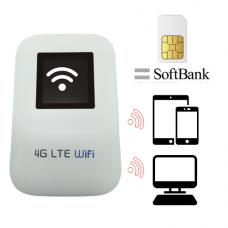 Pocket Wi-Fi JT101